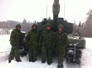 Canadian Leopard 2A4