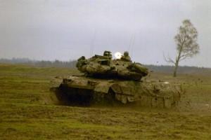 Strv 122 aka Leopard 2S