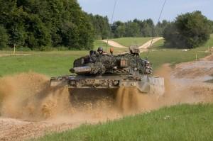 Pz 87 tank