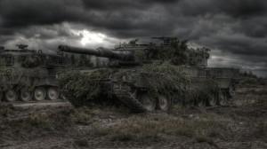Finnish Leopard 2A4