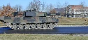 Pz 87 Test Rig