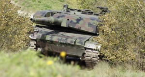 Leopard 2 midlife upgrade